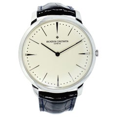 Vacheron Constantin Patrimony White Gold 81180/000G-9117