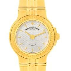 Vacheron Constantin Phidias Automatic 18 Karat Yellow Gold Ladies Watch