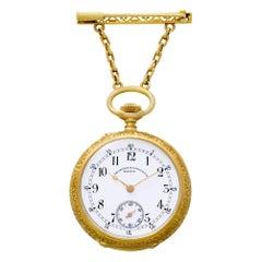 Vacheron Constantin Pocket Watch 185030, Case, Certified and Warranty