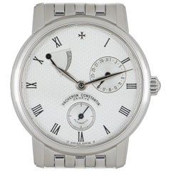 Vacheron Constantin Power Reserve White Gold 47201