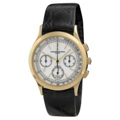Vacheron & Constantin Ref. 49002 Yellow Gold Chronograph Automatic