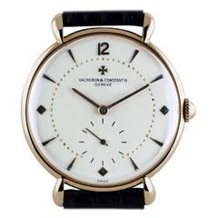 Vacheron Constantin Rose Gold Wristwatch, 1953
