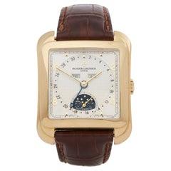 Vacheron Constantin Toledo 0 47300 Men's Yellow Gold 0 Watch