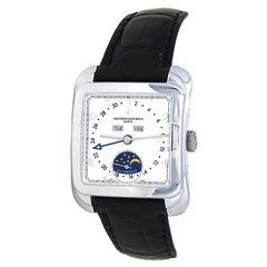 Vacheron Constantin Toledo 47300/000G-9064, Silver Dial