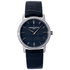 Vacheron Constantin Traditionnelle 25558, Blue Dial, Certified
