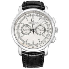 Vacheron Constantin Traditionnelle Chronograph White Gold '47192'