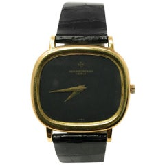Vacheron Constantin Vacheron Constantin Vcsquare With Black Dial