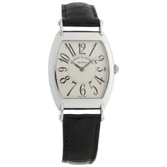 Vacheron Constantin Vintage 37001, Silver Dial, Certified