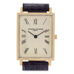 Vacheron Constantin Vintage 6775, Case, Certified and Warranty