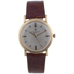 Vacheron & Constantin Yellow Gold Centre Seconds manual Wristwatch, circa 1960