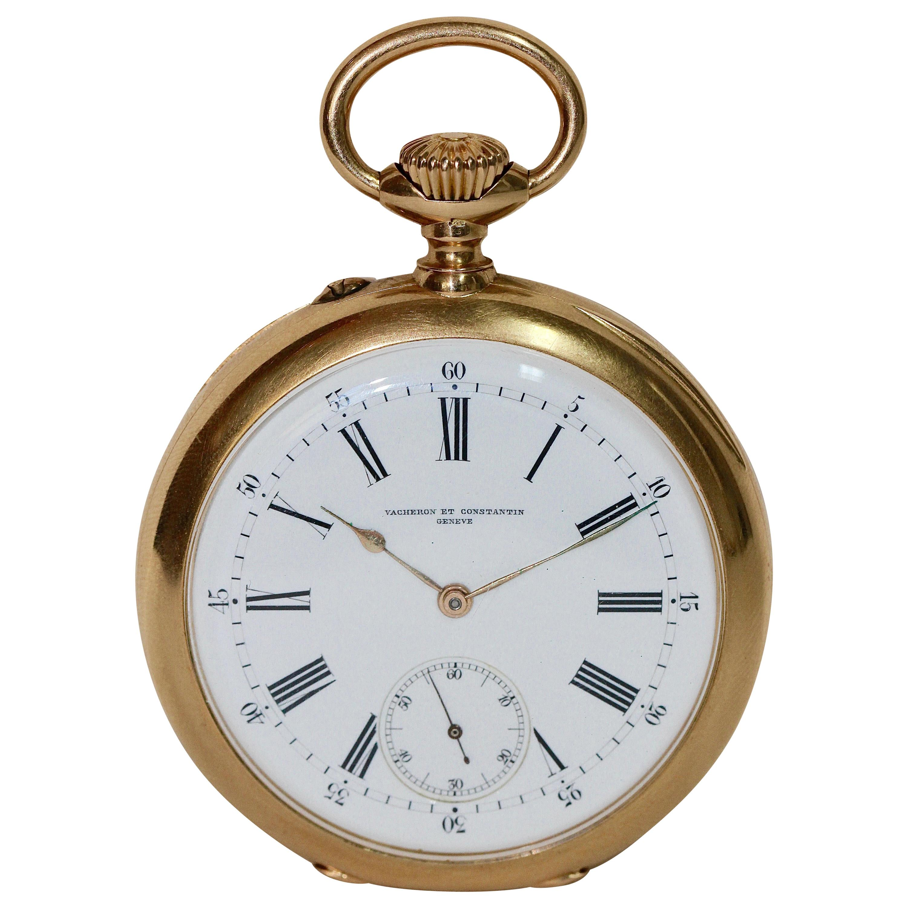 067c8f2412f Antique Yellow Gold Pocket Watches - 57 For Sale at 1stdibs