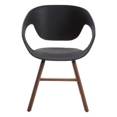 Vad Set of 2 Black Chairs by Luca Nichetto # 2