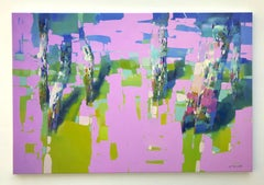 Aspen Grove, Print on Canvas