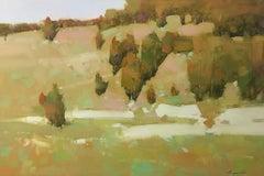 Autumn Palette, Original oil Painting, Painting, Oil on Canvas