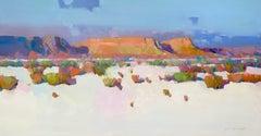 Desert, Original oil Painting, Ready to Hang