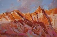 Everest and Lhotse Nepal Alps