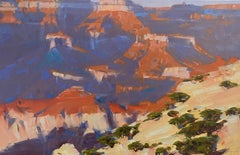 Grand Canyon, Original oil Painting, Ready to Hang