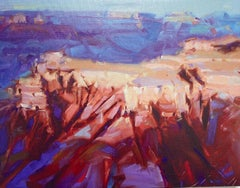 Grand Canyon, Print on Canvas