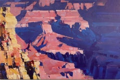 Grand Canyon, Print on Canvas
