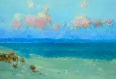 Ocean Breeze, Original oil Painting, Ready to Hang