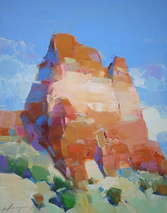 Vahe Yeremyan Landscape Paintings