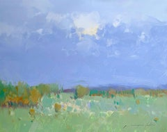 Summer Day, Original oil Painting, Ready to Hang