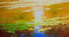 Waterlilies - Autumn Palette