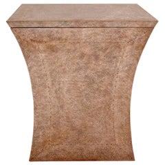 Vaisseau Side Table Copper