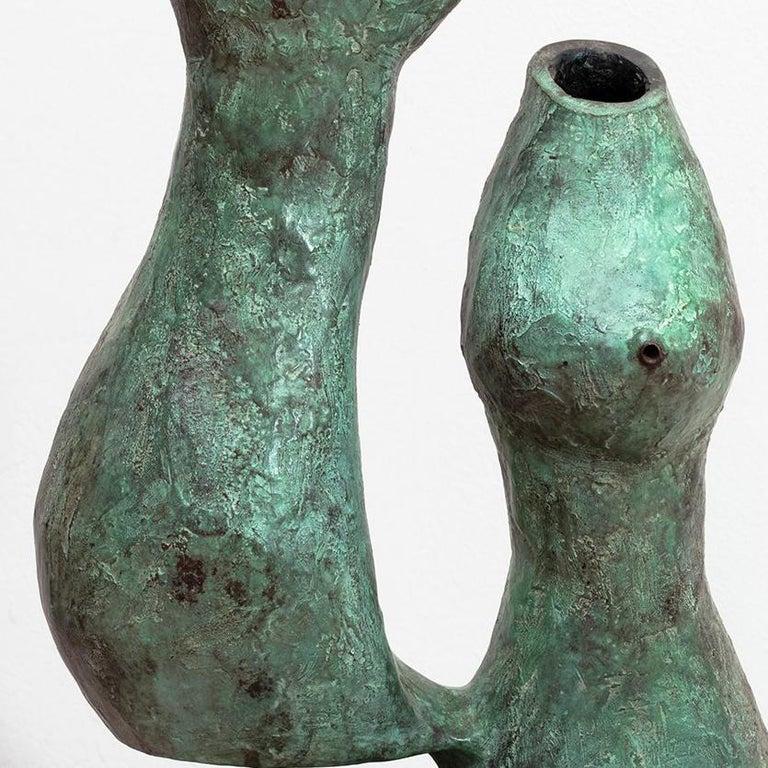 Bronze Fountain Sculpture For Sale 1