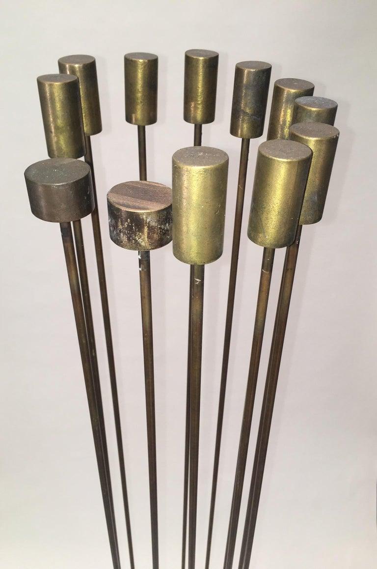 Mid-Century Modern Val Bertoia Sound Sculptures, 2012 For Sale
