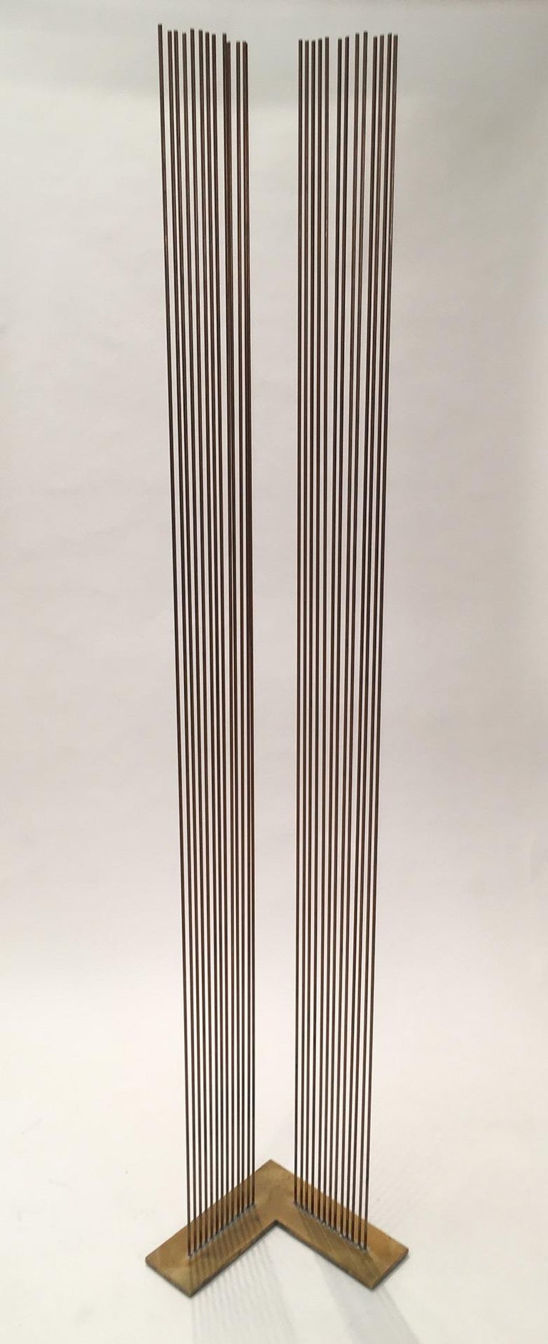 American Val Bertoia Sound Sculptures, 2012 For Sale