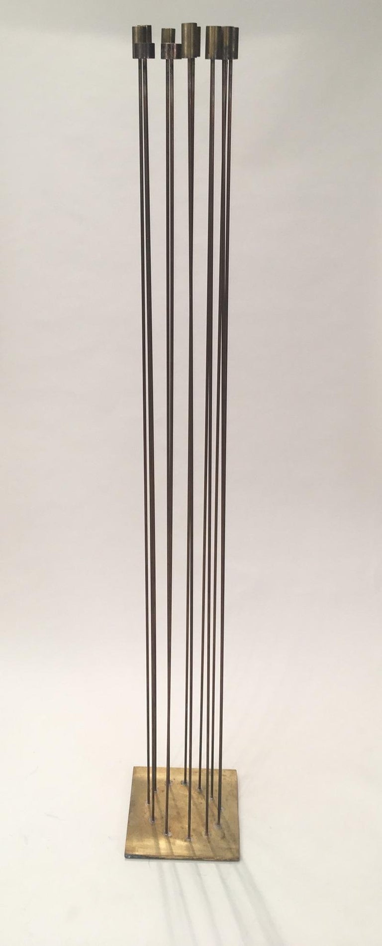 Silvered Val Bertoia Sound Sculptures, 2012 For Sale