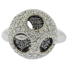 Valente Diamond White Gold Ring