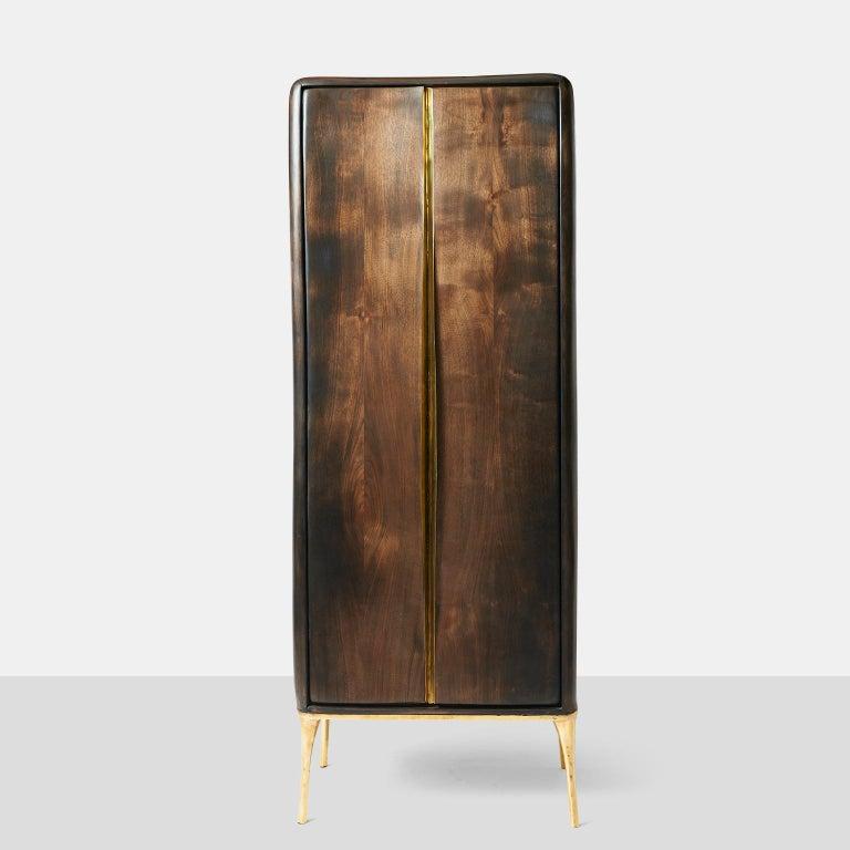 Organic Modern Valentin Loellmann, Armoire For Sale