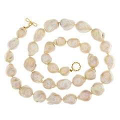 Valentin Magro Baroque Freshwater Pearls Necklace