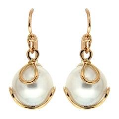 Valentin Magro Carina Fresh Water Pearl Earrings