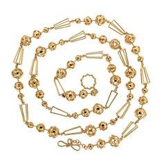 Valentin Magro Celestial Gold Necklace