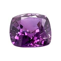 Valentin Magro Cushion Cut Purple Sapphire