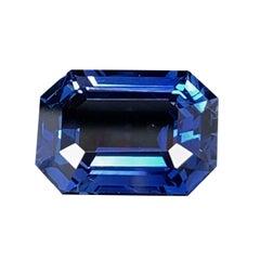 Valentin Magro Emerald Cut Sapphire