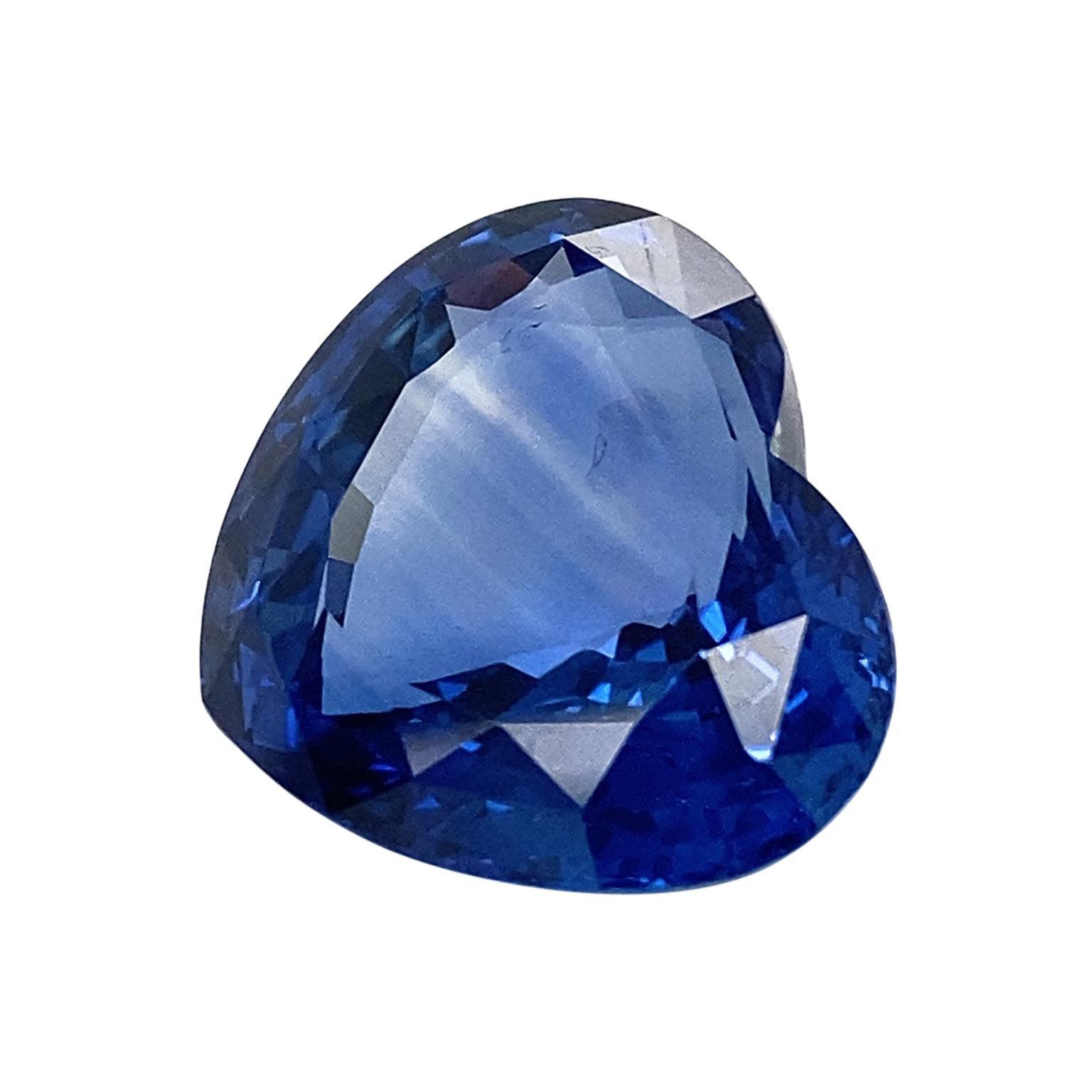 Valentin Magro Heart Shape Sapphire