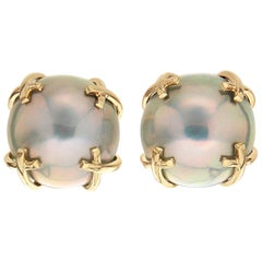 Valentin Magro Mabe Pearl Earrings