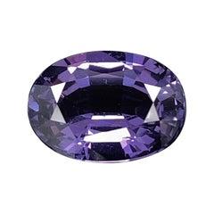 Valentin Magro Oval Color Change Purple Sapphire