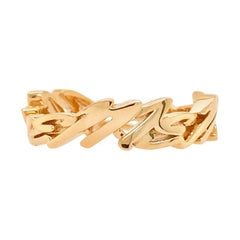 Valentin Magro Small I Love Me More Ring, Block, in 18 Karat Rose Gold