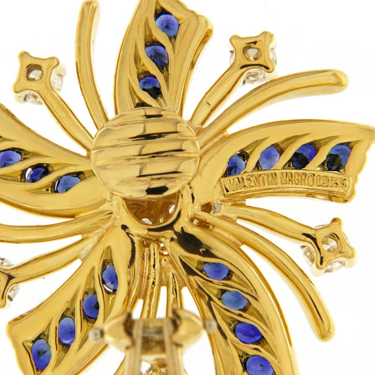 Valentin Magro 'Viva El Sol' Earring In New Condition For Sale In New York, NY