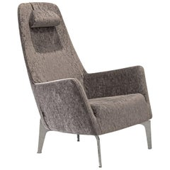 Valentina Armchair with Fixed Base