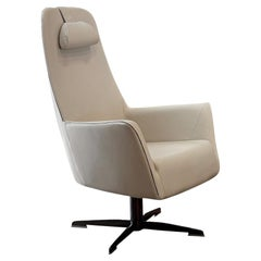 Valentina Armchair with Swivel Base