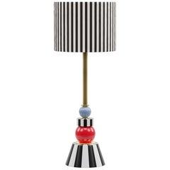 Valentina Floor Lamp, Royal Stranger