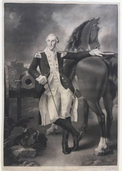 GENERAL WASHINGTON (Lifetime Portrait)