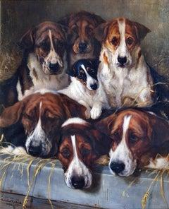 Hurstley Hounds