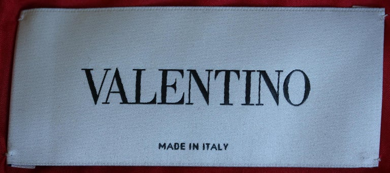 Women's Valentino Bambolina Floral-Print Silk Mini Dress For Sale